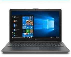 Notebook HP de 500 gb y 4 gb ram nuevas