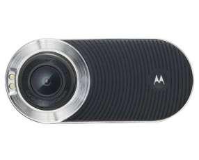 Cámara para auto Motorola Dash Cam de fácil instalación