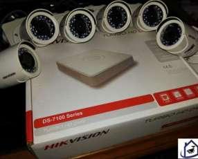 Cámaras de vigilancia HD