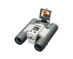 Binocular Bushnell con LCD
