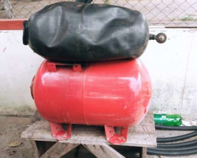 Tanque valco 60 lts .