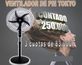 Ventilador de pie Tokyo