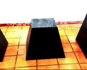 Caja plinto 60 cm altura