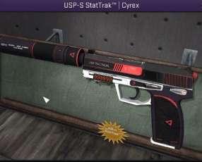 USP CYREX - CS GO