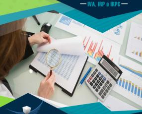 Asesoría y Presentación IVA, IRP, IRPC