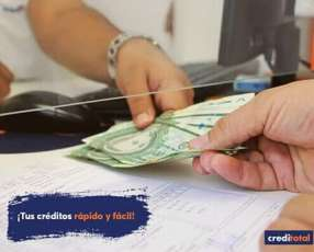 Crédito a sola firma