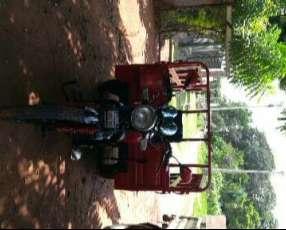 Motocarro en buen estado mecánico