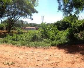 Terreno 12x44 en Cañada San Rafael Luque