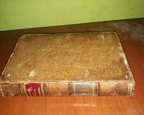 Libro para colección