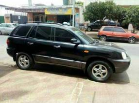 Hyundai Santa Fe Gold 2006