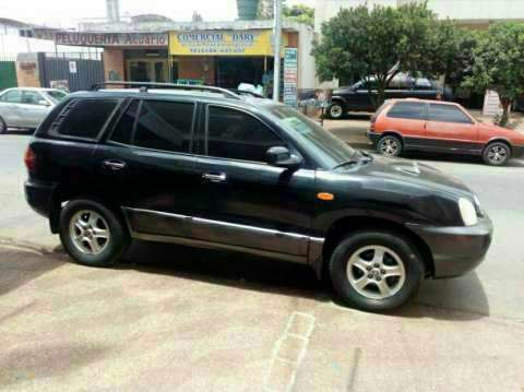 Hyundai Santa Fe Gold 2006 - 0