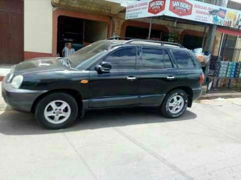 Hyundai Santa Fe Gold 2006 - 1
