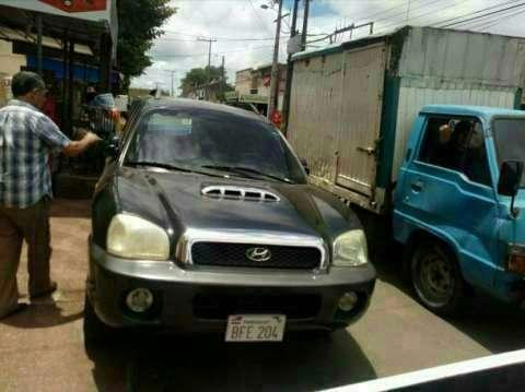 Hyundai Santa Fe Gold 2006 - 2