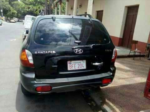 Hyundai Santa Fe Gold 2006 - 3