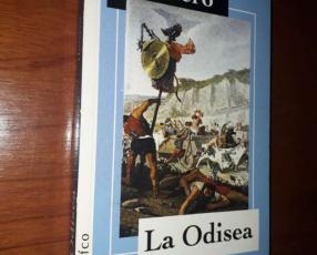 Libro La Odisea Homero