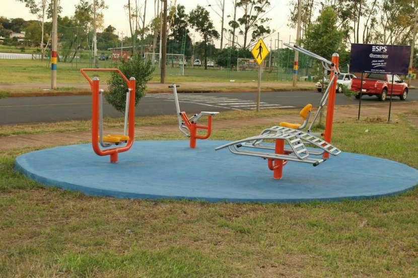 Gimnasio al aire libre airelibrepy id 450457 - Equipamiento de gimnasios ...