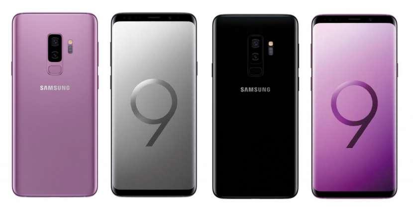 Samsung Galaxy S9 2018 - 0