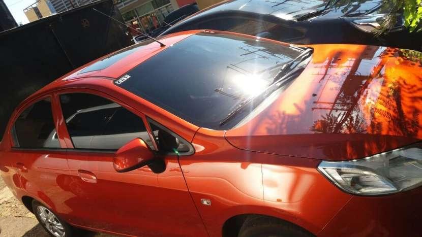 Chevrolet Sail 2015 LTE motor 1.4 naftero mecánico - 11