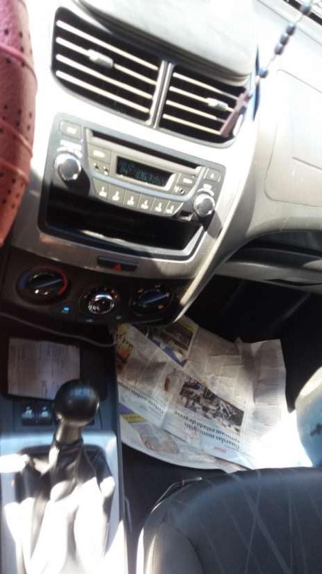 Chevrolet Sail 2015 LTE motor 1.4 naftero mecánico - 8