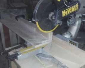 Herramientas para carpintería