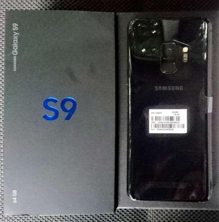 Samsung Galaxy S9 nuevos en caja - 1