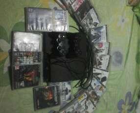 Playstation 3 con juegos