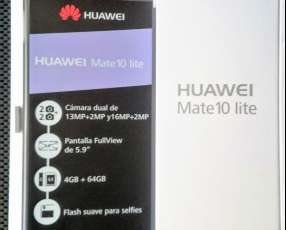 Huawei Mate 10 Lite 64gb LIBRES y NUEVOS