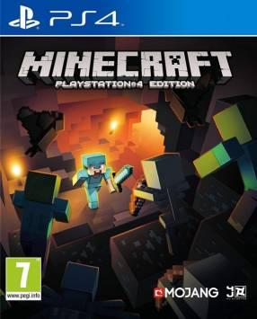Juego Minecraft PS4