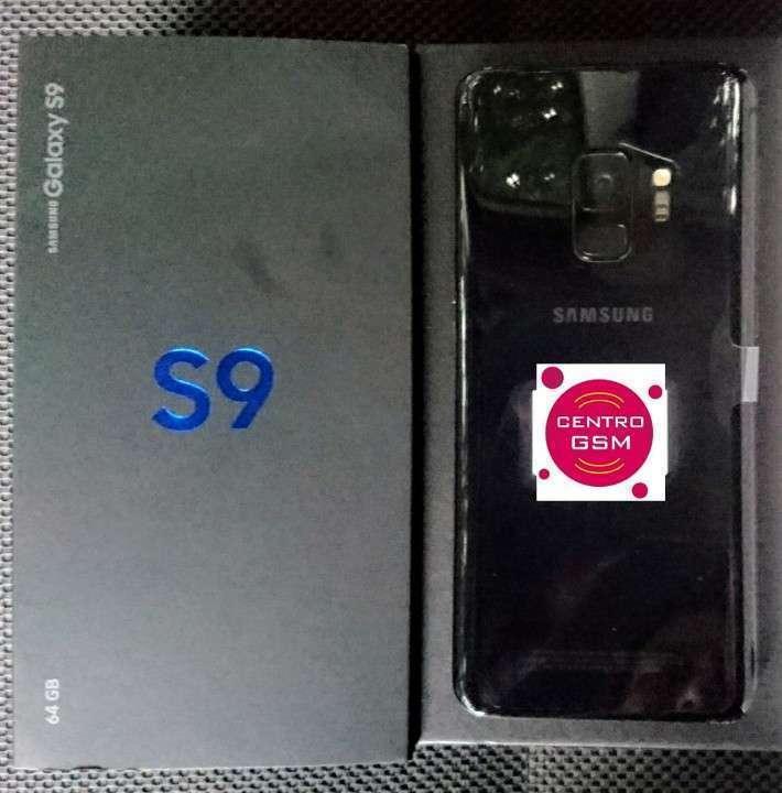 Samsung Galaxy S9 nuevos en caja - 0