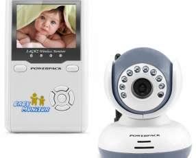Baby call con monitor y cámara