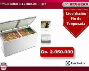 Congelador Electrolux 520 litros