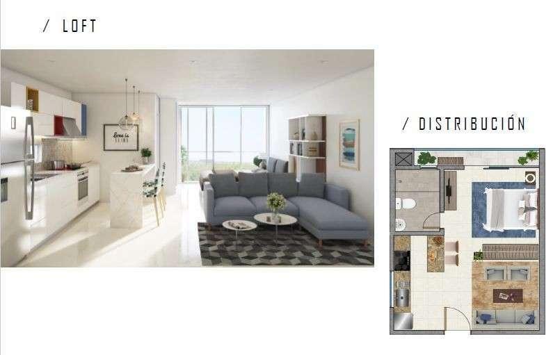 Departamentos en edificio Mondrian - 2