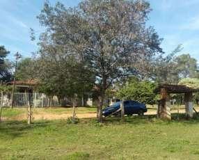 Terreno en caacupe, a 3 cuadras de la ruta nº2 km 54 1/2