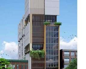 Departamentos en pozo Edificio Zenith