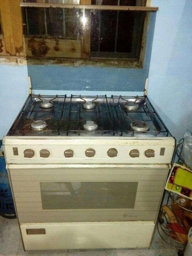 Cocina Geral de 6 hornallas