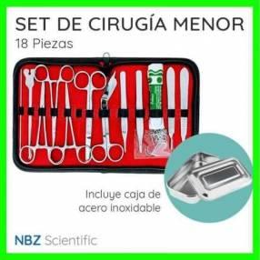 Kit de cirugía menor