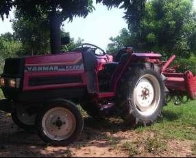 Tractor Yanmar Fx22