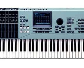 Teclado Yamaha Motif XS 6 excelente estado