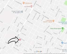Tinglado con vivienda en Fernando de la Mora