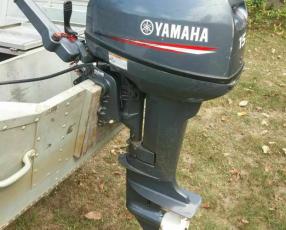 Motor yamaha 15 hp 2014