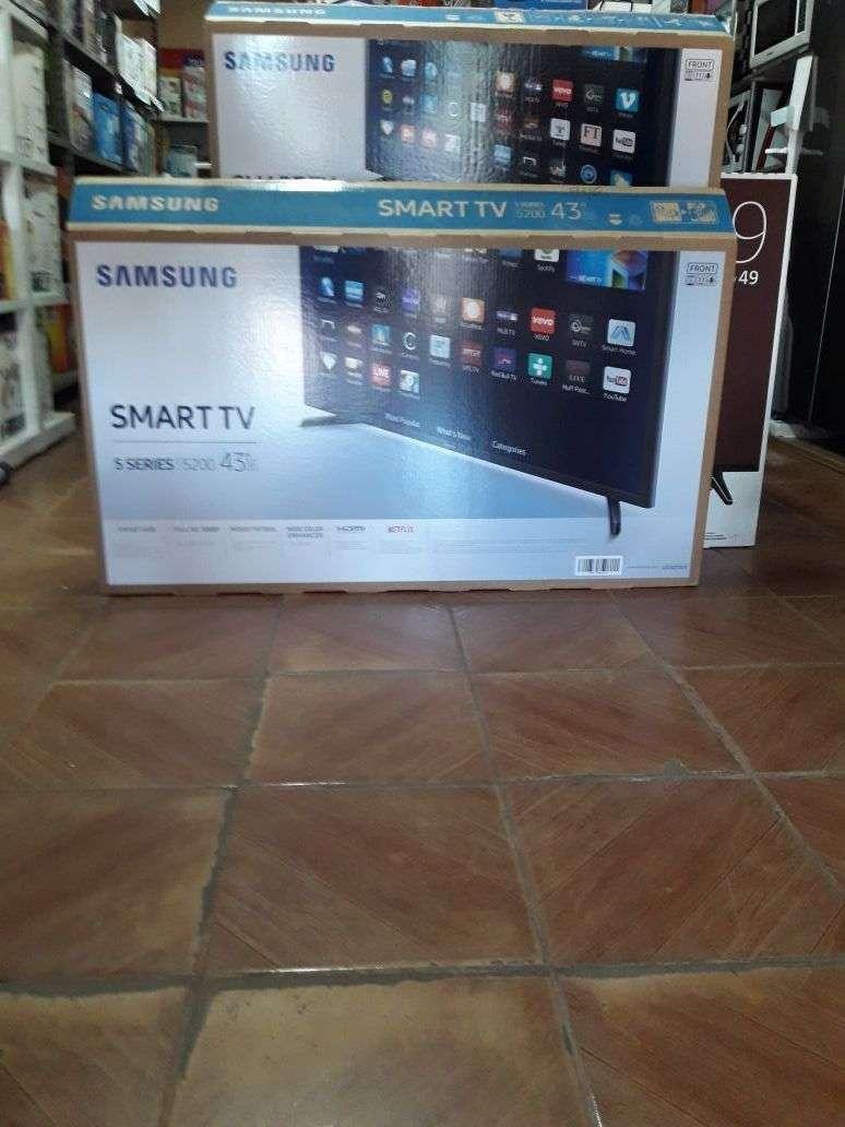 Tv led smart Samsung 43 pulgadas - 1