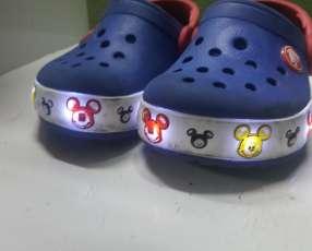 Crocs para niño