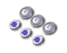 Cuchillas de Repuesto para Afeitadoras Philips