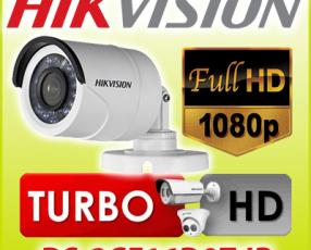 Circuito cerrado camaras de seguridad FULL HD 1080p