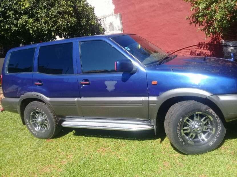 Nissan Mistral 1997 motor td27 diésel 4x4