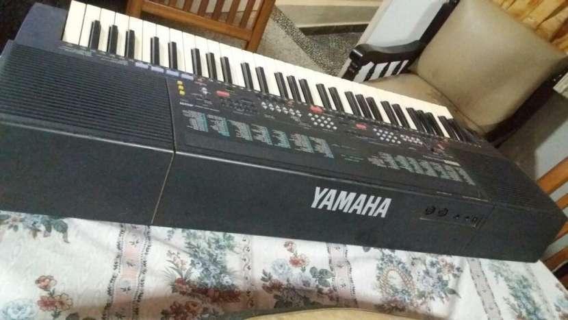 Teclado Yamaha Prs 500 - 1