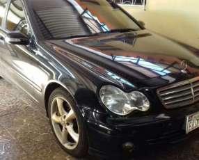 Mercedes Benz C220 CDi 2004 diésel