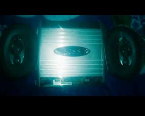 Amplificador+Dos Ovalados de 460W