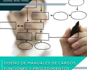 Diseño de manuales de cargos, funciones, procedimientos