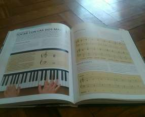 Libro para ejecutar el teclado